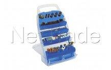 Cogex - Set de accesorios en maletín - 202pz - 30475