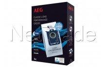 Aeg - Bolsa para aspirador - gr201s - classic long performance - 4pz - 9001684746