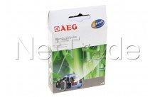 Aeg - Asba  s-fresh ambientador para aspiradoras - crispy bamboo - 9001677823