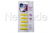 Wpro - 5 cartuchos para aspiradora citronel - 484000008624