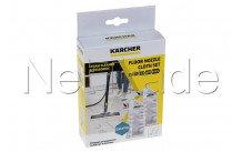 Karcher - Kit de paños de microfibra para la boquilla para suelos easyfix - 28632590