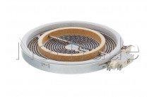 Bosch - Kookplaat-hi-light  dubb. zone- dia. 230mm -2200+1 - 00356337