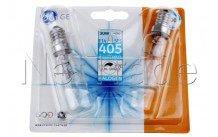 Electrolux - Lámpara campana extractora t25l e14 30w eco = 40w - set 2pz - 9029899987