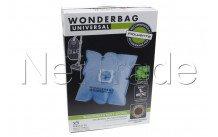 Universal - Bolsas para aspiradora wonderbag fresh line (perfume) 5 piezas - WB415120
