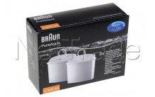 Braun - Filtros de agua brsc006 - BRSC006