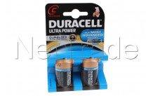 Duracell ultra-mx1400-lr14-c-1. 5v-bl. 2pcs - MX1400