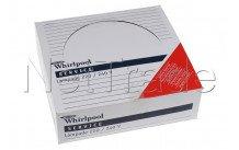 Whirlpool - Koelkastlamp  15w / e14 - per doos van 25stuks - 481981728393