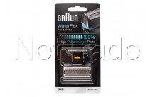Braun - Combi pack 360 ° completo-51b-negro - 81469220