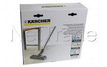 Karcher - Cepillo de aspiradora - suelos duros - húmedo y seco - 28630000