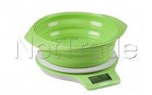 Domo - Keukenweegschaal met plooibare kom / balance de cu - DO9150W