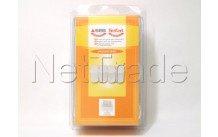 Seb - Juego de 8 tarros de vidrio preparador de yogur - 989641