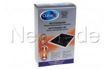 Clearit - Kit de mantengo vitrocerámica y de inducción - 74X8596