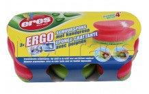 Eres - 3 x esponja ergonómica - ER88144