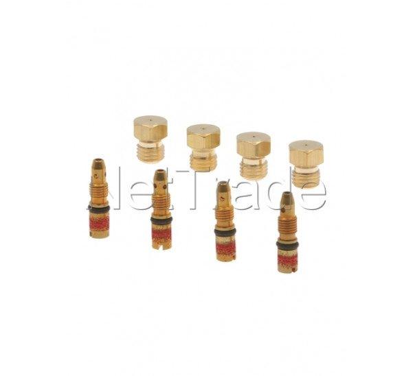 Bosch - Toberas de inyección butano/propano- juego - 00417837