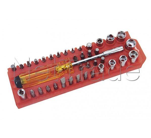 Cogex - Destornillador con portapuntas (en expositor) - 16725