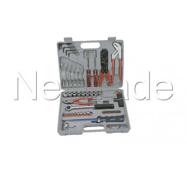 Cogex - Kit de herramientas de mecánica - 100pz - 22216