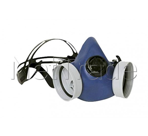 Cogex - Máscara respiratoria con 2 válvulas - 83454