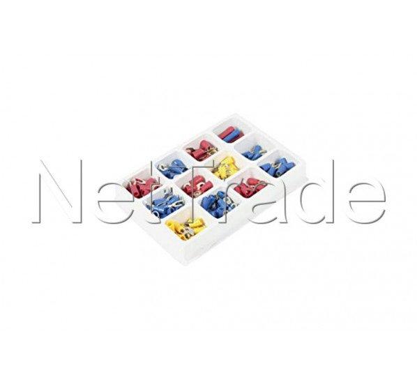 Expert-line - Kit de terminales eléctricos (150 piezas - 10357