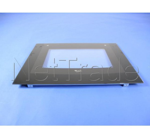 Whirlpool - Oven glass - 481245058724